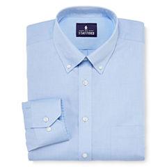Stafford® Executive Non-Iron Cotton Pinpoint Oxford Shirt