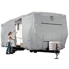Classic Accessories 80-140-201001-00 PermaPro Travel Trailer & Toy Hauler Cover, Model 7