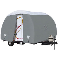 Classic Accessories 80-198-141001-00 PolyPro III R-Pod Travel Trailer Cover, Model 1