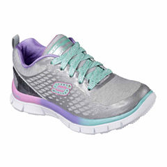 Skechers Girls Sneakers - Little Kids