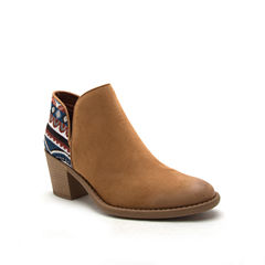 Qupid Tobin-84 Womens Bootie