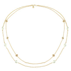 Monet Jewelry Chain Necklace
