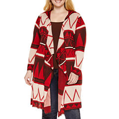 Unity World Wear Long Sleeve Cardigan-Plus