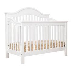 DaVinci Jayden 4-in-1 Convertible Crib - White
