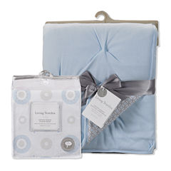 2-pc. Comforter Crib Bedding Set