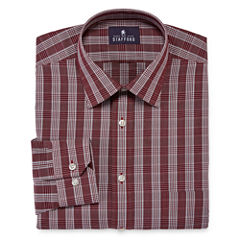 Stafford® Travel Broadcloth Dress Shirt
