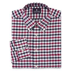 Stafford® Wrinkle-Free Oxford Dress Shirt