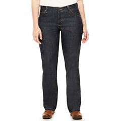 Bulwark® Womens Flame Reistant Curvy-Fit Jeans