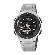 Casio® Mens Analog-Digital Solar Watch AQ-S800WD-1EV