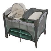 Graco® Pack 'n Play® Playard w/ Newborn Napper® Station DLX - Manor