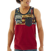 akademiks® Crush Vintage Flag Tank Top