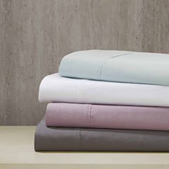 Madison Park Pure 300tc Soft Wash Sheet Set