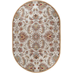 Decor 140 Cyrus Hand Tufted Oval Rugs