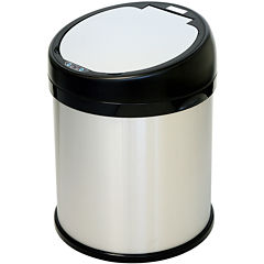 iTouchless® 8-Gal. Extra Wide Touchless Trash Can