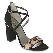a.n.a® Adler Chunky Heel Sandals
