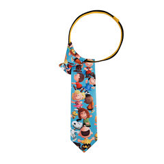 Peanuts Dancing Movie Pre-Tied Zipper Tie - Boys