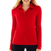 Arizona Long-Sleeve Polo Shirt