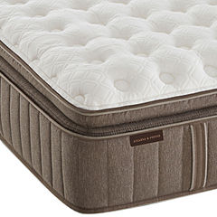 Stearns & Foster® Ella Grace Luxury Cushion Euro Pillow-Top Firm - Mattress Only