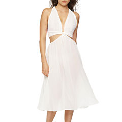 Jezebel Luna Chiffon Nightgown-Average Figure
