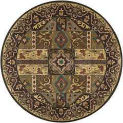 Decor 140 Demetrius Hand Tufted Round Rugs