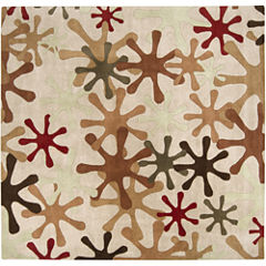 Decor 140 Merlanna Hand Tufted Square Rugs