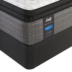 Sealy Performance™ Davlin Plush Pillowtop - Mattress + Box Spring