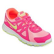 Nike® Revolution 2 Girls Athletic Shoes - Big Kids