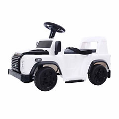 Battery Operated Land Rover Ride-On Motorcycle