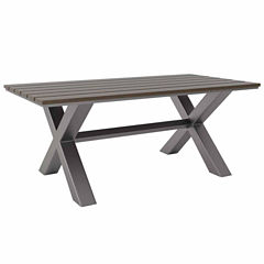 Zuo Modern Bodega Patio Dining Table