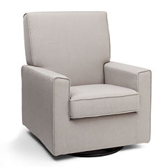 Delta Children's Products™ Eva Upholstered Glider - Taupe