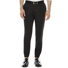 iTailored by Buffalo Flat-Front Jogger Pants