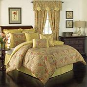 Waverly Swept Away 4-pc. Comforter Set & Accessories