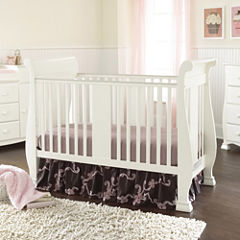 Savanna Bella Baby Furniture Collection - Off White