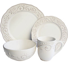 American Atelier Marselle 16-pc. Dinnerware Set