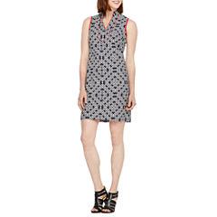 Jessica Howard Sleeveless Shift Dress