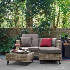 Relax-A-Lounger Carmel Patio Sofa