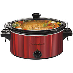 Hamilton Beach® Stay Or Go® 5-Quart Slow Cooker