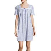 Earth Angels® Flutter-Sleeve Nightgown