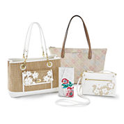 Liz Claiborne® Floral Summer Bag Collection