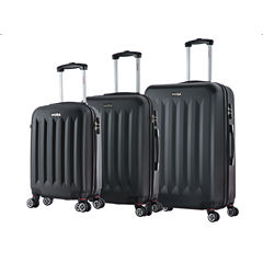 InUSA Philadelphia Lightweight Hardside Spinner 3-pc Luggage Set