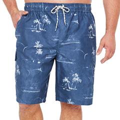 The Foundry Big & Tall Supply Co. Swim Shorts Big