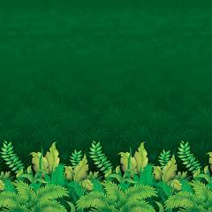 Jungle Foliage Backdrop