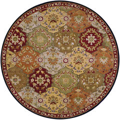 Decor 140 Cambrai Hand Tufted Round Rugs