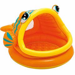 Intex® Lazy Fish Baby Shade Pool