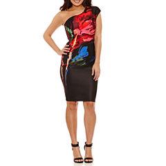 Bisou Bisou Off the Shoulder Bodycon Dress