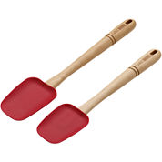 Cake Boss™ 2-pc. Silicone Spoonula Set