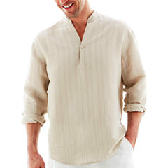 The Havanera Co.® Long-Sleeve Popover Shirt