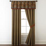 Royal Velvet® Briarhill 2-pack. Rod-Pocket Curtain Panels
