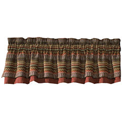 Croscill Classics® Sunset Rod-Pocket Valance