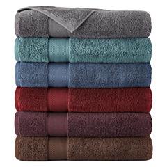 Liz Claiborne® MicroCotton® Bath Towel Collection